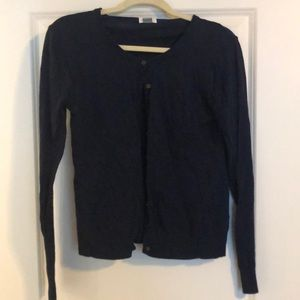Old Navy Navy Cardigan